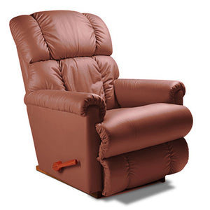 Steve Tan Leather Recliner