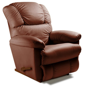Bruce Tan Leather Recliner