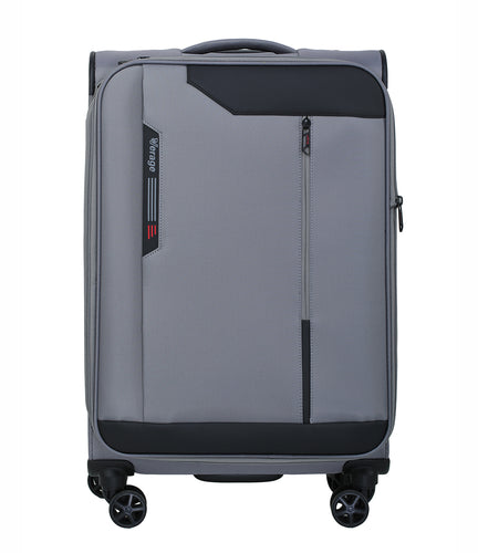 Verage Cambridge Polyester Light Grey Soft Luggage Bags