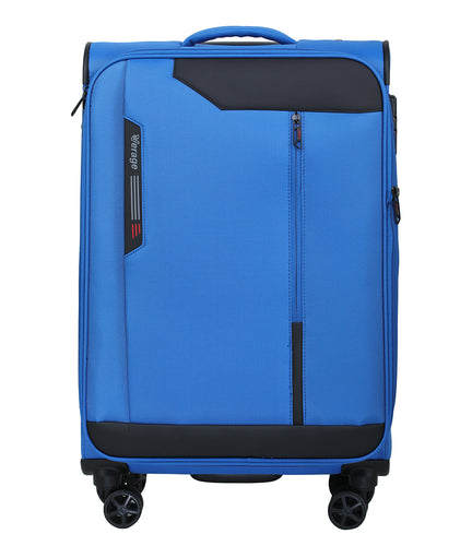 Verage Cambridge Polyester Blue Soft Luggage Bags
