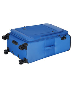 Verage Derby Polyester Blue Soft Luggage Bags