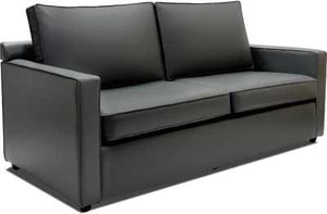 Synergy Leatherette Sofa