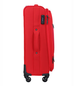 Verage Falcon Polyester Red Soft Luggage Bags