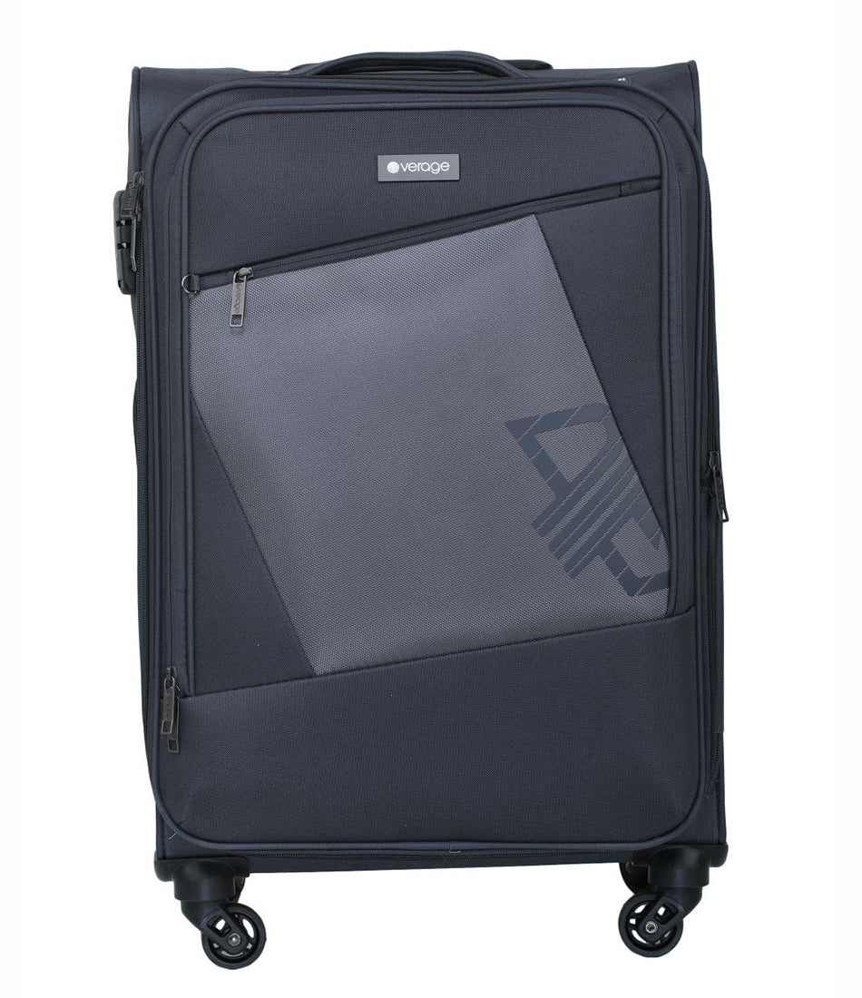 Verage Falcon Polyester Grey Soft Luggage Bags