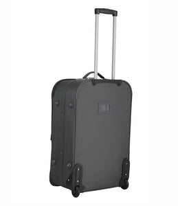 Verage Classico  Polyester Grey Soft Luggage Bags