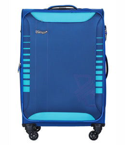 Verage Stardust  Polyester Blue Soft Luggage Bags