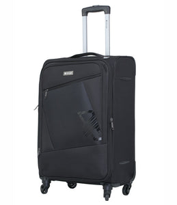 Verage Falcon Polyester Black Soft Luggage Bags