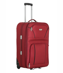 Verage Classico  Polyester Red Soft Luggage Bags