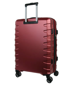 Verage Warpath  ABS Material Red Hard Luggage Bags
