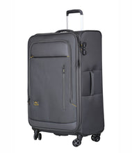 Verage Derby Polyester Dark Grey Soft Luggage Bags