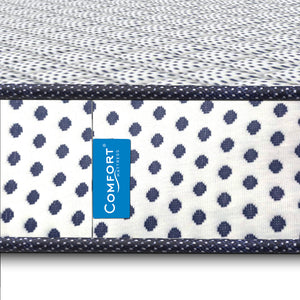 Comfort Super Deluxe Dual Side Usable HR Foam Mattress In A Box