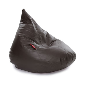 Chocolate Brown XXL Humbug Bean Bag With Fillers (Bean Bag)