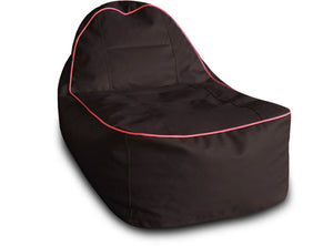 Chocolate Brown Kids Bean Rocker Large (Bean Bag)