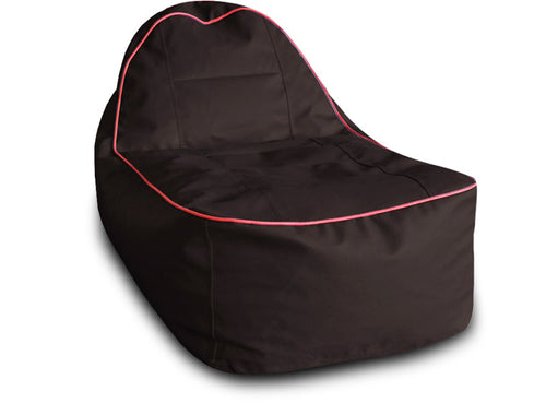 Chocolate Brown Video Rocker For Kids Cover Without Fillers (Bean Bag)