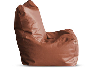 Tan XL Bean Bag Chair Cover Without Fillers (Bean Bag)