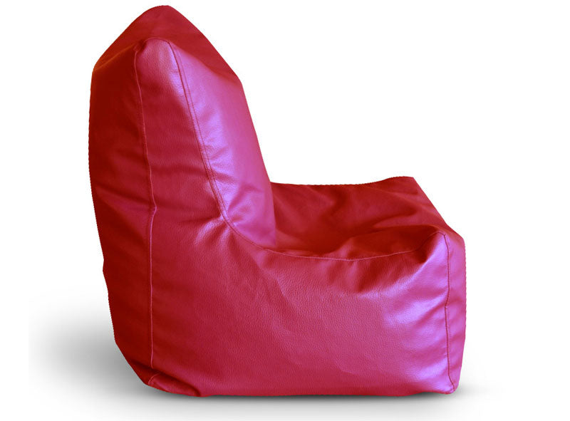 Red Large Bean Bag Chair Cover Without Fillers (Bean Bag)