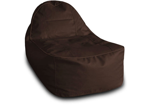 Brown Kids Bean Rocker Large (Bean Bag)