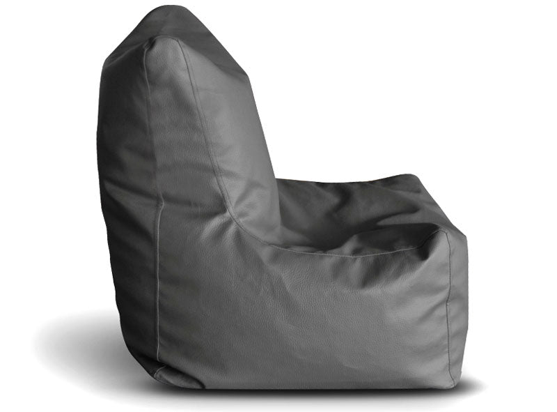 Grey Large Bean Bag Chair (Bean Bag)