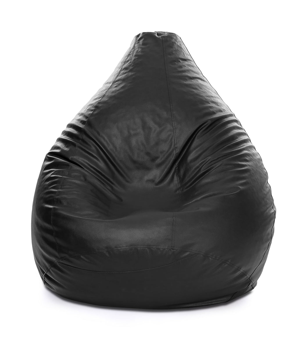 Black XXXL Classic Bean Bag Cover Without Fillers (Bean Bag)