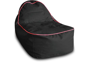 Black Kids Bean Rocker Large (Bean Bag)