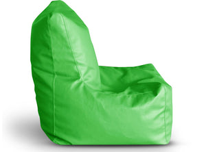 Parrot Green XL Bean Bag Chair Cover Without Fillers (Bean Bag)