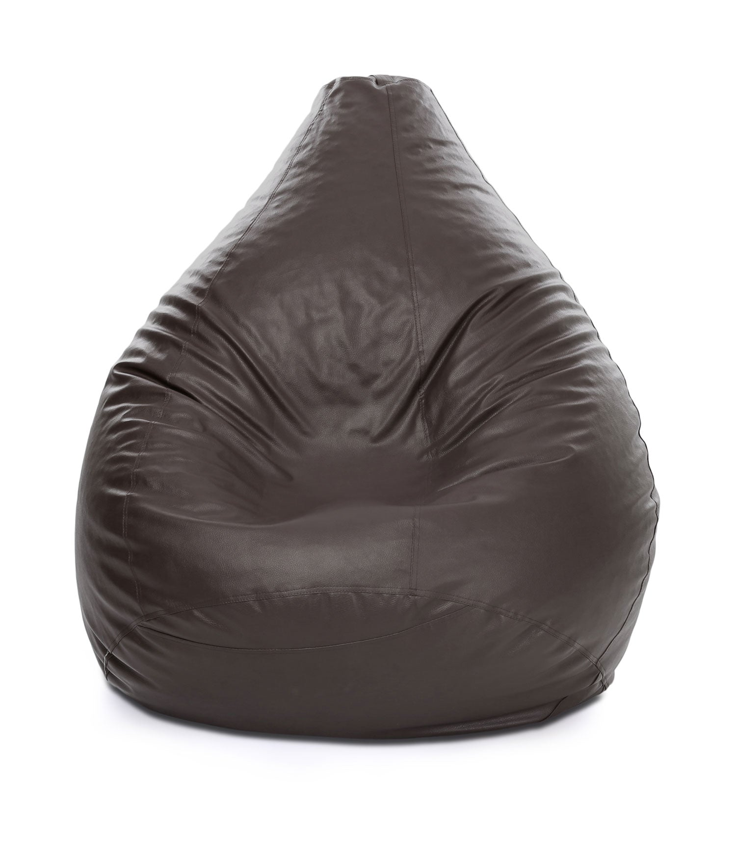 Remarkable Chocolate Brown Xxxl Classic Bean Bag Cover Without Fillers Theyellowbook Wood Chair Design Ideas Theyellowbookinfo