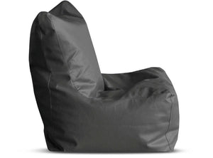 Grey XL Bean Bag Chair Cover Without Fillers (Bean Bag)