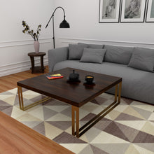 Apuesto Coffee Table In Sheesham Wood With 1000 Days Warranty
