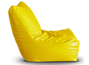 Yellow XXXL Bean Bag Chair (Bean Bag)