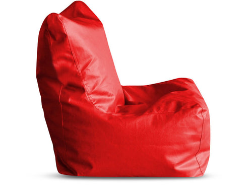 Red XL Bean Bag Chair (Bean Bag)