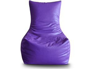 Purple XXXL Bean Bag Chair Cover Without Fillers (Bean Bag)