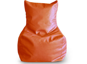 Orange Large Bean Bag Chair Cover Without Fillers (Bean Bag)