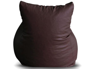 Chocolate Brown Large Bean Bag Chair (Bean Bag)