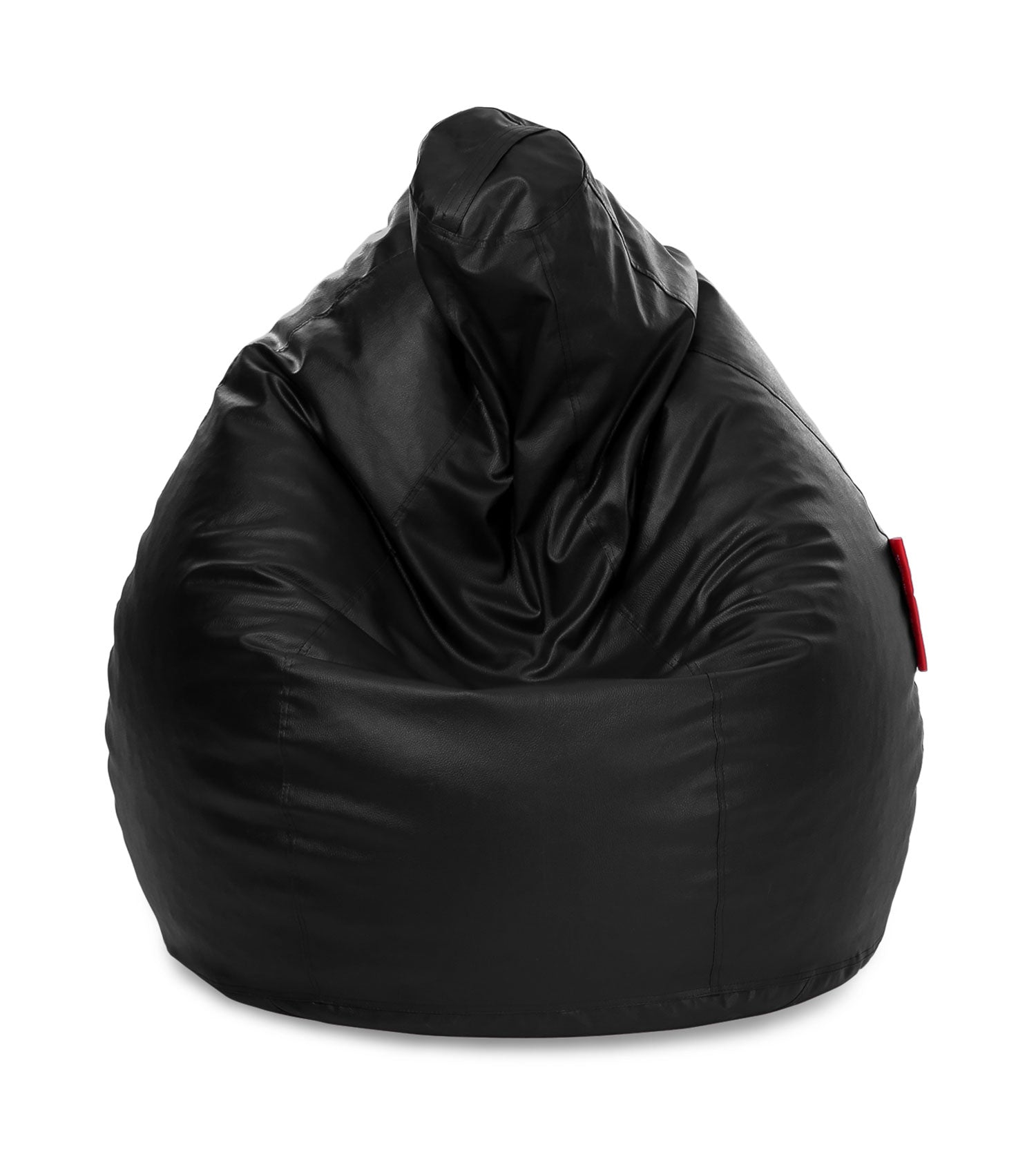 Peachy Black Xxxl Sac Bean Bag With Fillers Bean Bag Gamerscity Chair Design For Home Gamerscityorg
