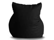 Black Large Bean Bag Chair Cover Without Fillers (Bean Bag)