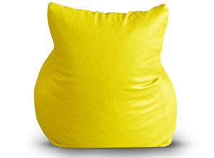Yellow Large Bean Bag Chair (Bean Bag)