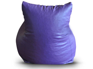 Purple Large Bean Bag Chair Cover Without Fillers (Bean Bag)
