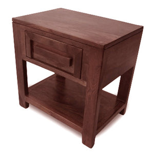 Siesta Bed Side Table In Sheesham Wood