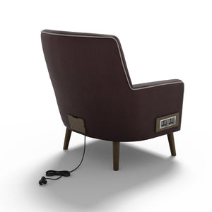 Stoa Paris Soulful Recharge Lounge Chair Beige With 1000 Days Warranty