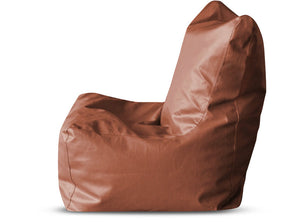 Tan XL Bean Bag Chair (Bean Bag)