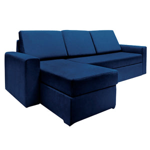 Haven Fabric Sectional Sofa Bed