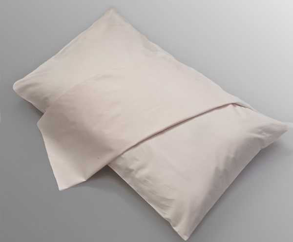 Stoa Paris Solid Pillow Cover Set Of 2Pcs