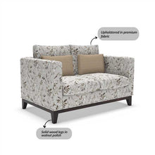 Printed Fabric Sofa With 1000 Day Warranty