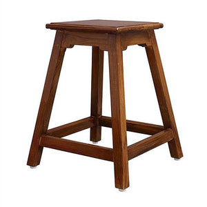 Sam Stool In Sheesham Wood