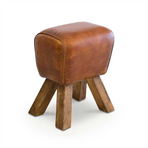 Amory  Stool In Sheesham Wood