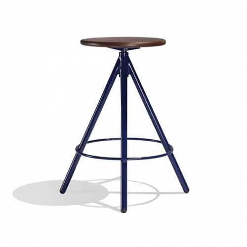 Bradly Bar Stool In Mild Steel
