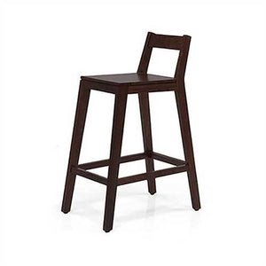 Lisa Bar Chair In Sheesham Wood