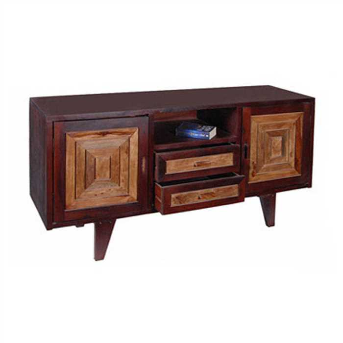 Kevin TV Cabinet In Sheesham Wood