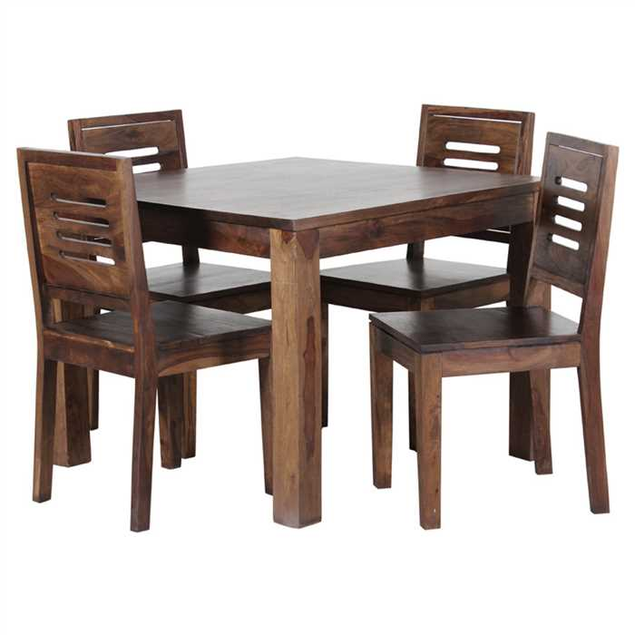 Jake 4 Seater Dining Set