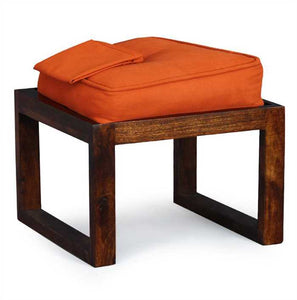 Lorch Stool In Sheesham Wood